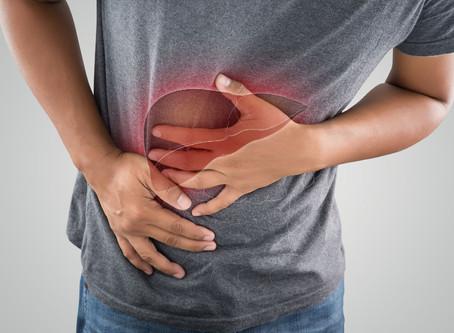 A gordura no fígado ou esteatose hepática