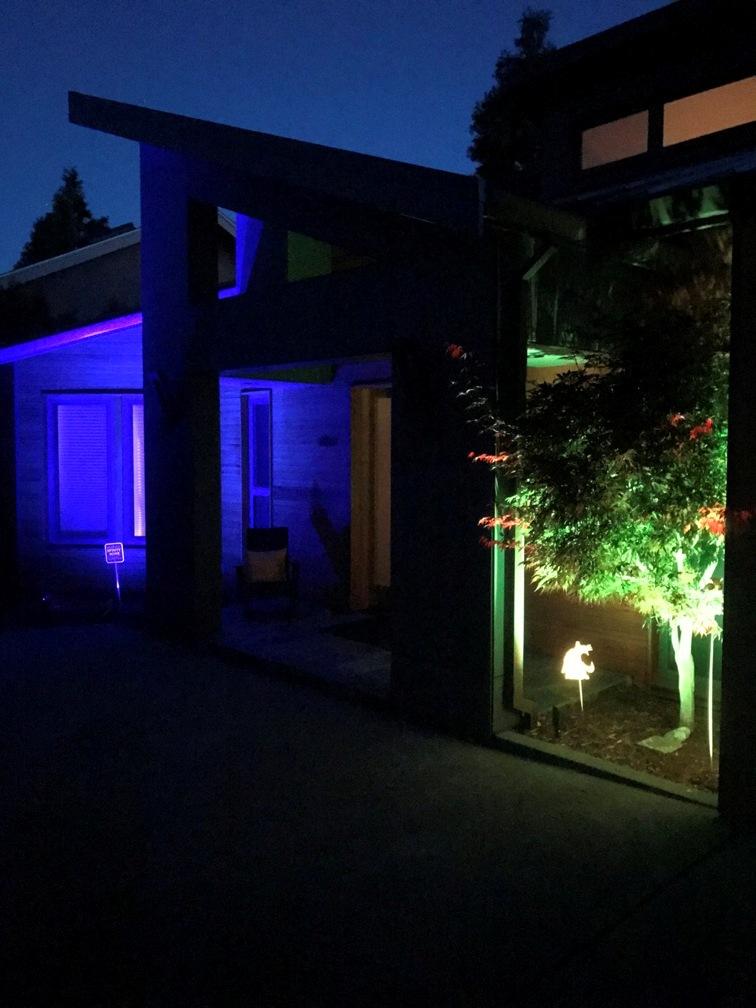 Hawks Landscape Lighting