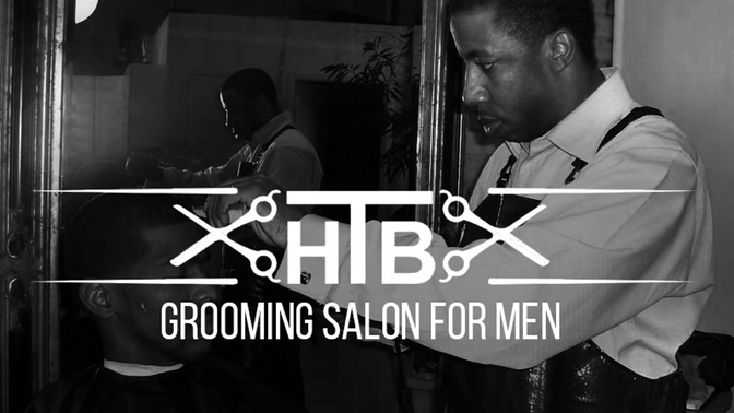 Coming Soon! HTB Grooming Salon For Men