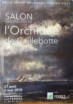 2019 Affiche du Salon 01
