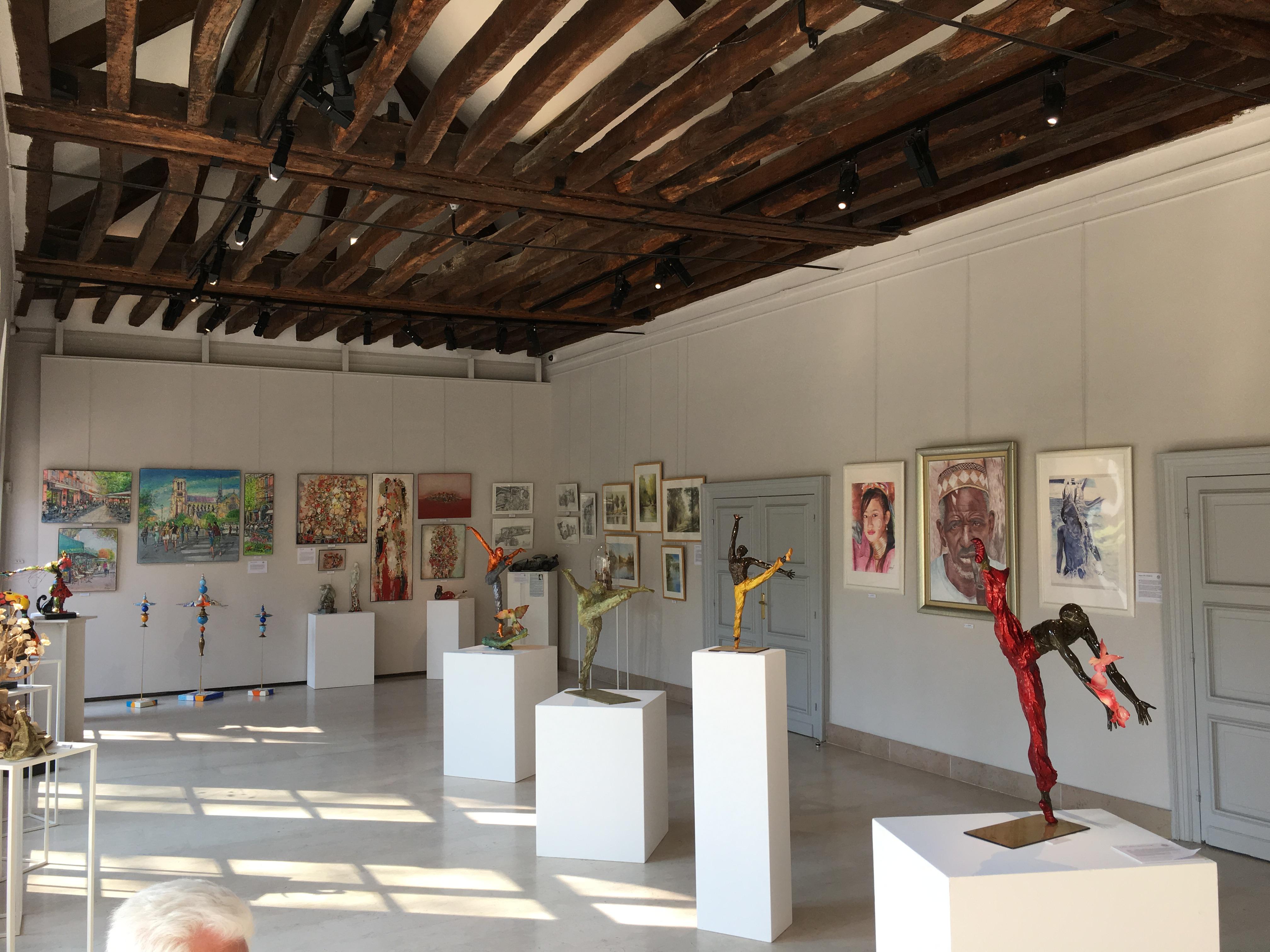 2019 Salon avec les Artistes Européens 0