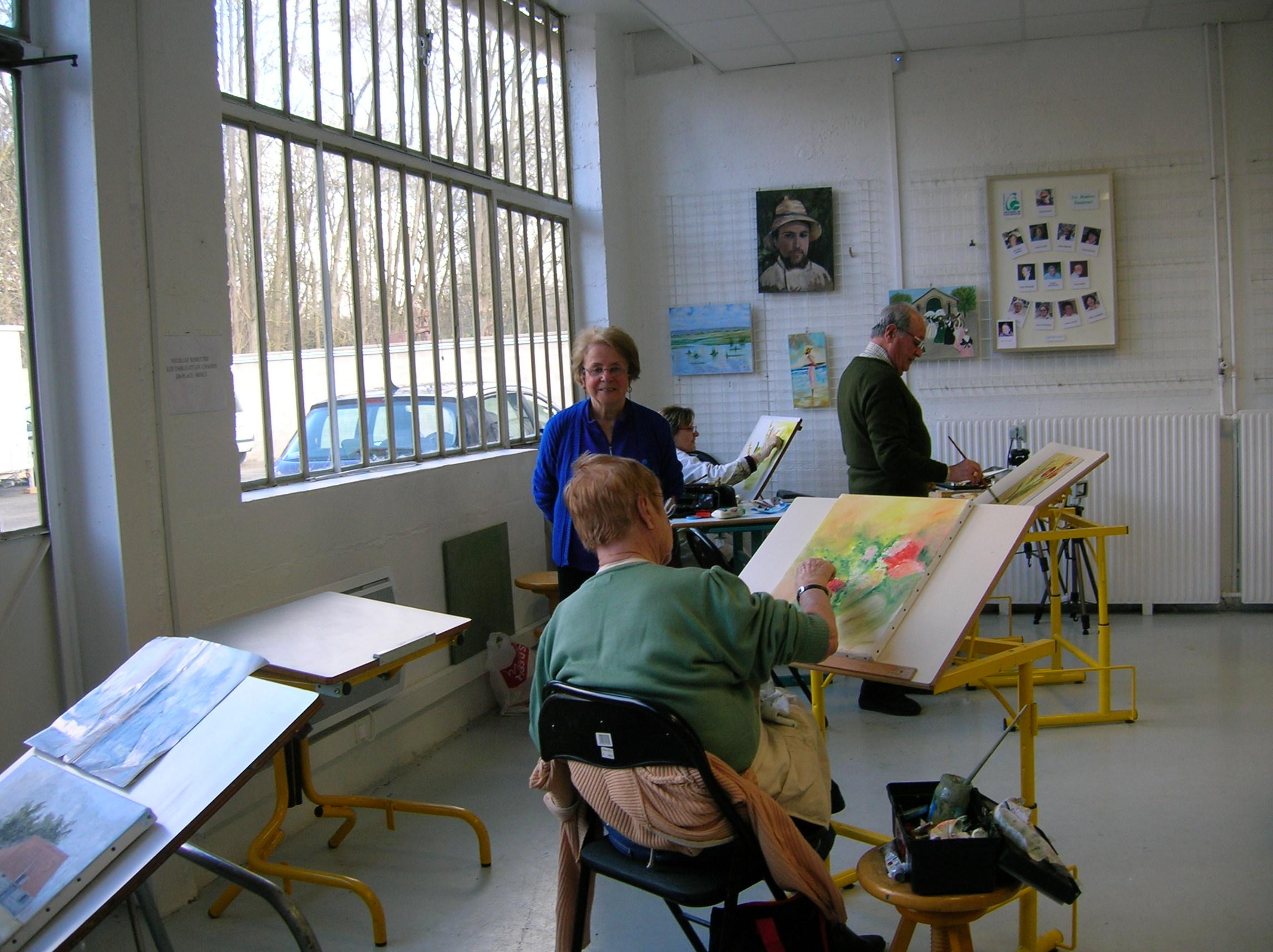 L'Atelier, Avril 2015 02