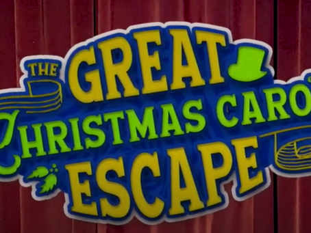 The Great Christmas Carol Escape: Interactive Virtual Student Escape Room