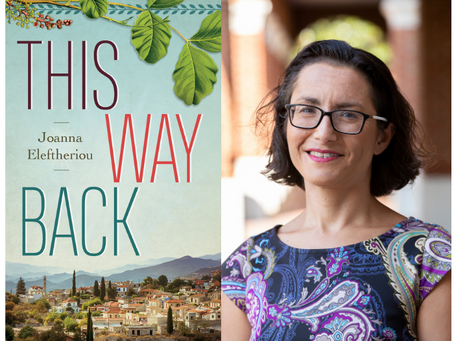 This Way Back: Local Author's New Book Connects Communities