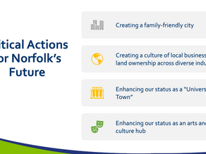 Re-Opening Norfolk – Norfolk City Manager's Post-COVID Call to Action