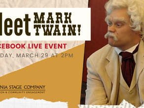Mark Twain and the Future of Theatre – Virginia Stage Company
