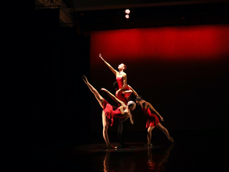 The Beauty of Dance: Spotlight on Todd Rosenlieb and TRDance