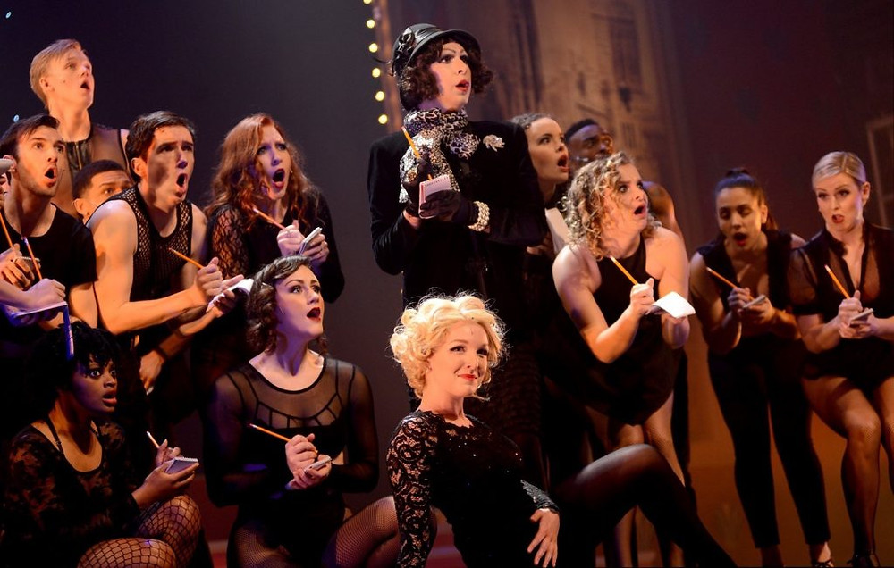 """Photo from Virginia Musical Theatre's production of """"Chicago"""" at Sandler Center in February"""