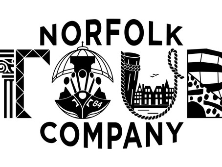 Haunted Tours of Norfolk in October!