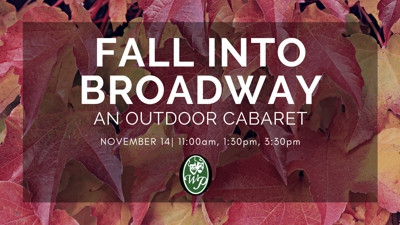 """Williamsburg Players Presents """"Fall Into Broadway – An Outdoor Cabaret"""""""