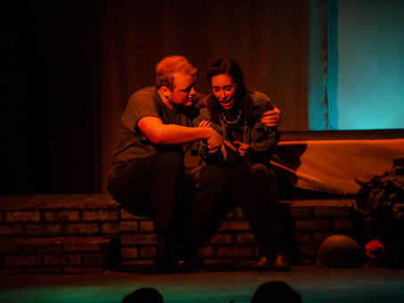 Wars Within A War – A Piece of My Heart at Little Theater Norfolk