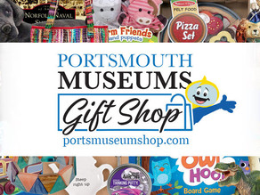 Portsmouth Museums Gift Shop Online