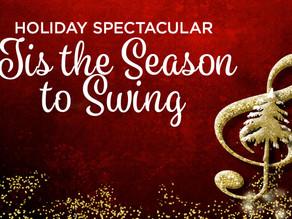 Virginia Arts Festival presents Holiday Spectacular 'Tis the Season to Swing