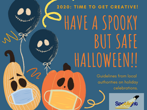 To Trick-Or-Treat? Or Not to Trick-or-Treat? 2020 Local Guidelines