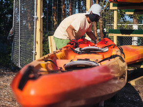 Josh Coplon Brings Kayak Rentals to the Lafayette River