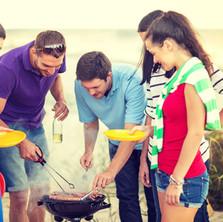 Camping Campfire Kit
