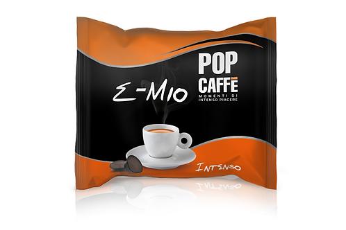 100 Capsule - POP Caffè Intenso Compatibile Lavazza a modo mio