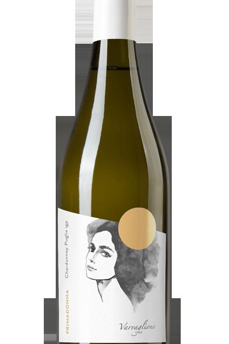 Varvaglione  Primadonna Chardonnay di Puglia IGP