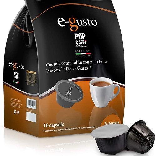 96 Capsule Pop Caffè Intenso Dolce Gusto Compatibili