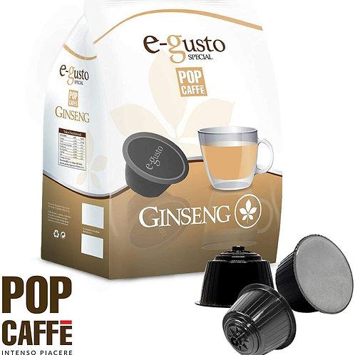 96 Capsule Pop Caffè Ginseng Dolce Gusto Compatibili