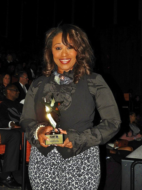 Terisa Griffin winner for Best Female Vo