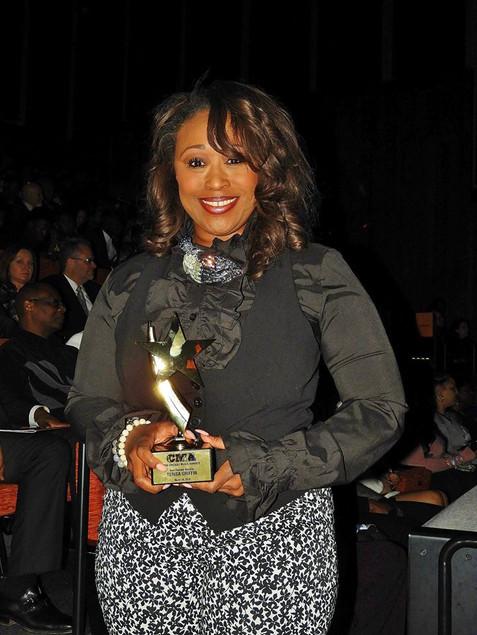 Terisa Griffin winner for Best Female Vo