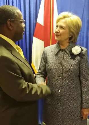 Martin and Hillery Clinton2