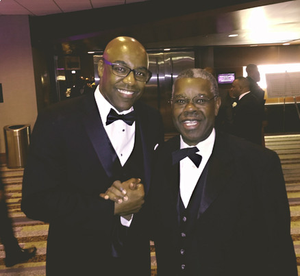 State Senator Kwame R. and Martins Intl