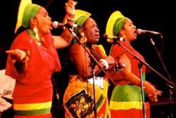 Marcia- Judy - Rita - the I-Threes