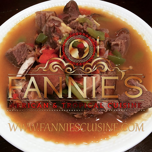 Goat Meat Soup