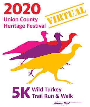 Heritage Festival 5K Tee w YOST signatur