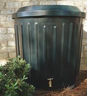 Rain Barrels and Composters