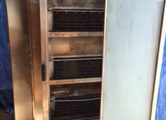 Rotisserie - Old Hickory Gas Fired