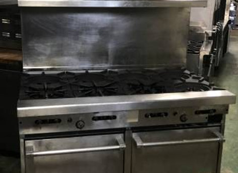 Garland 8-Burner stove/Double Oven