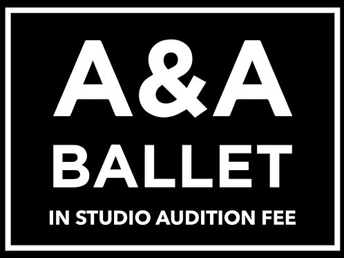 Audition Payment