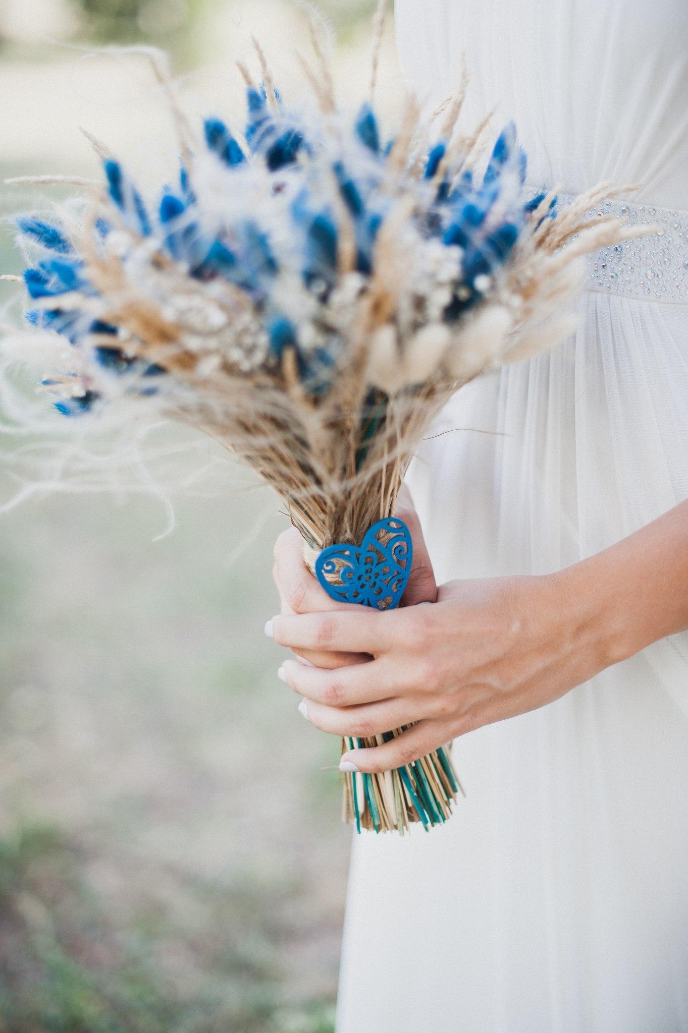 Фото букет невесты.
