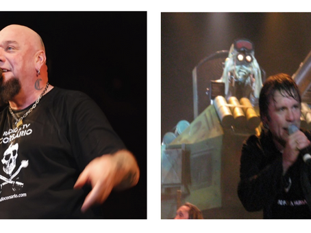 Paul Di Anno vs Bruce Dickinson
