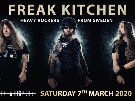 FREAK KITCHEN RETURN