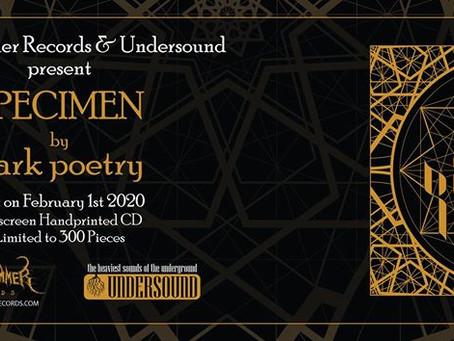 Αναμένοντας το SPECIMEN των Dark Poetry