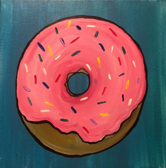 Donuts & Painting