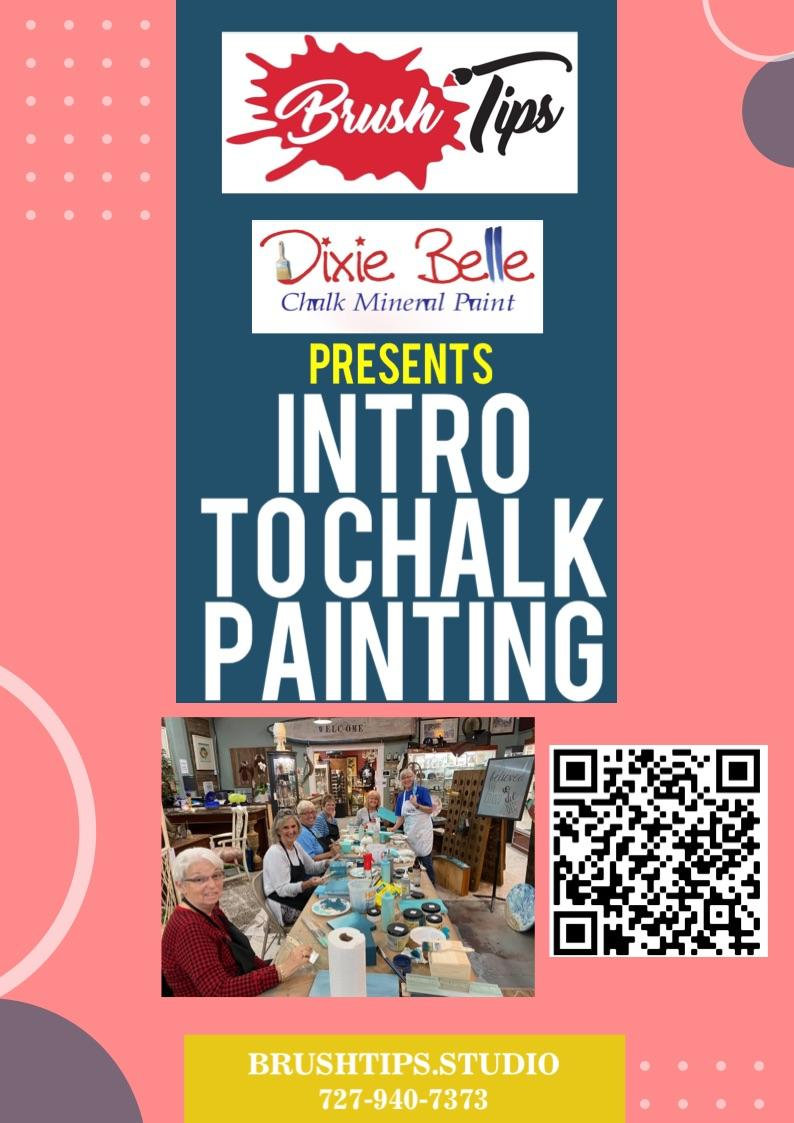 Intro to Chalk Art  Dixie Bell
