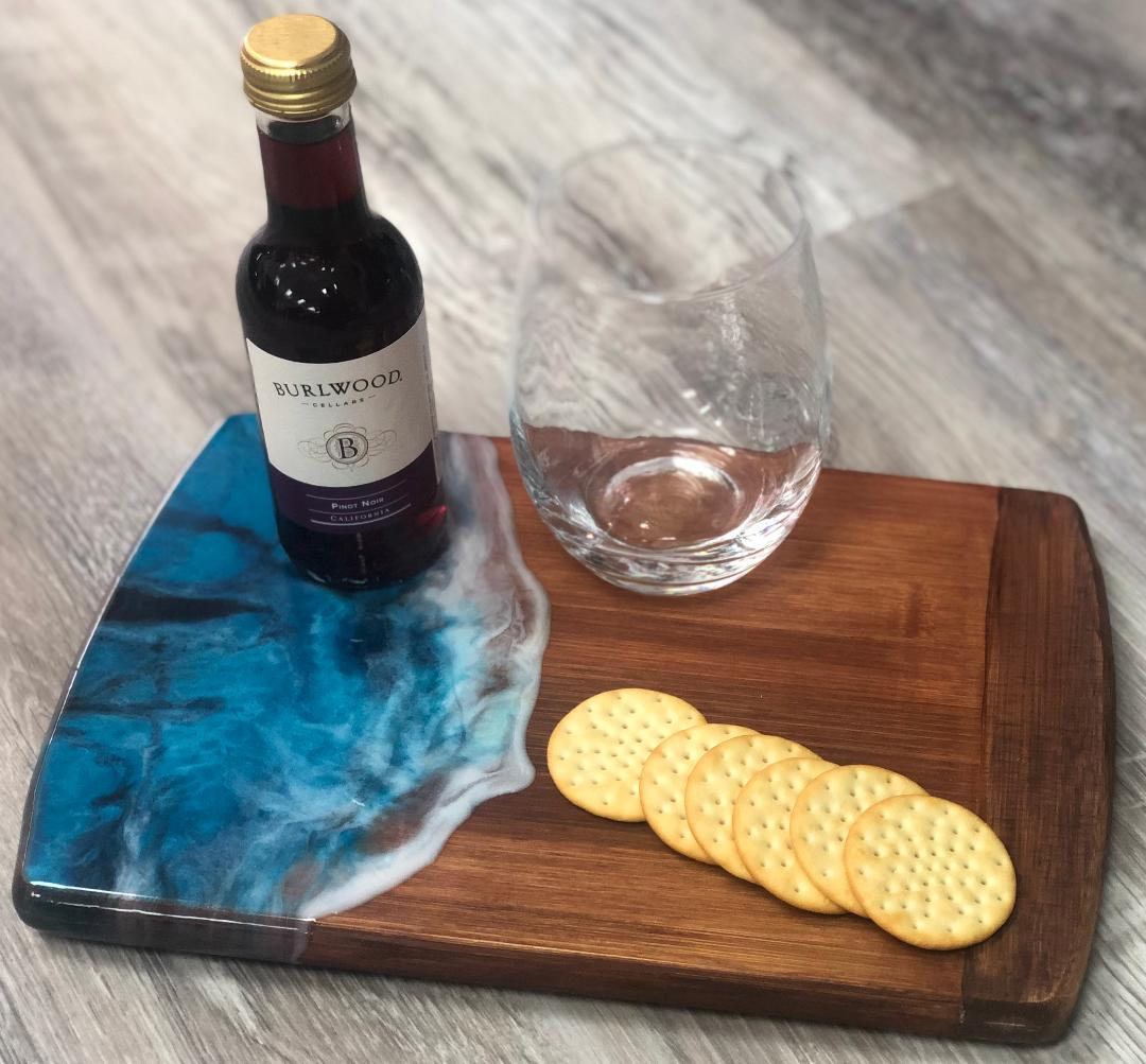 Resin Pouring Board