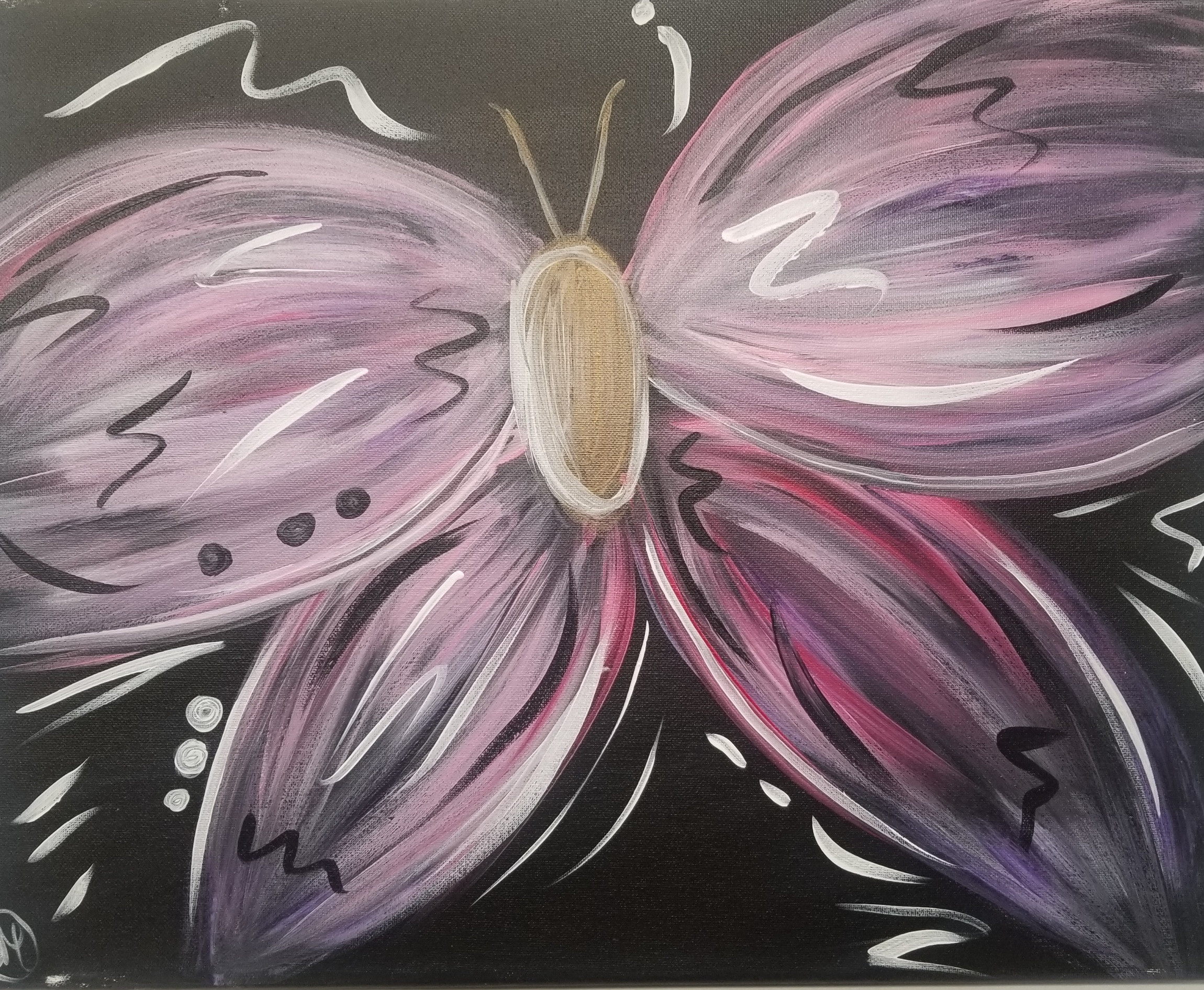 Expressive Butterfly