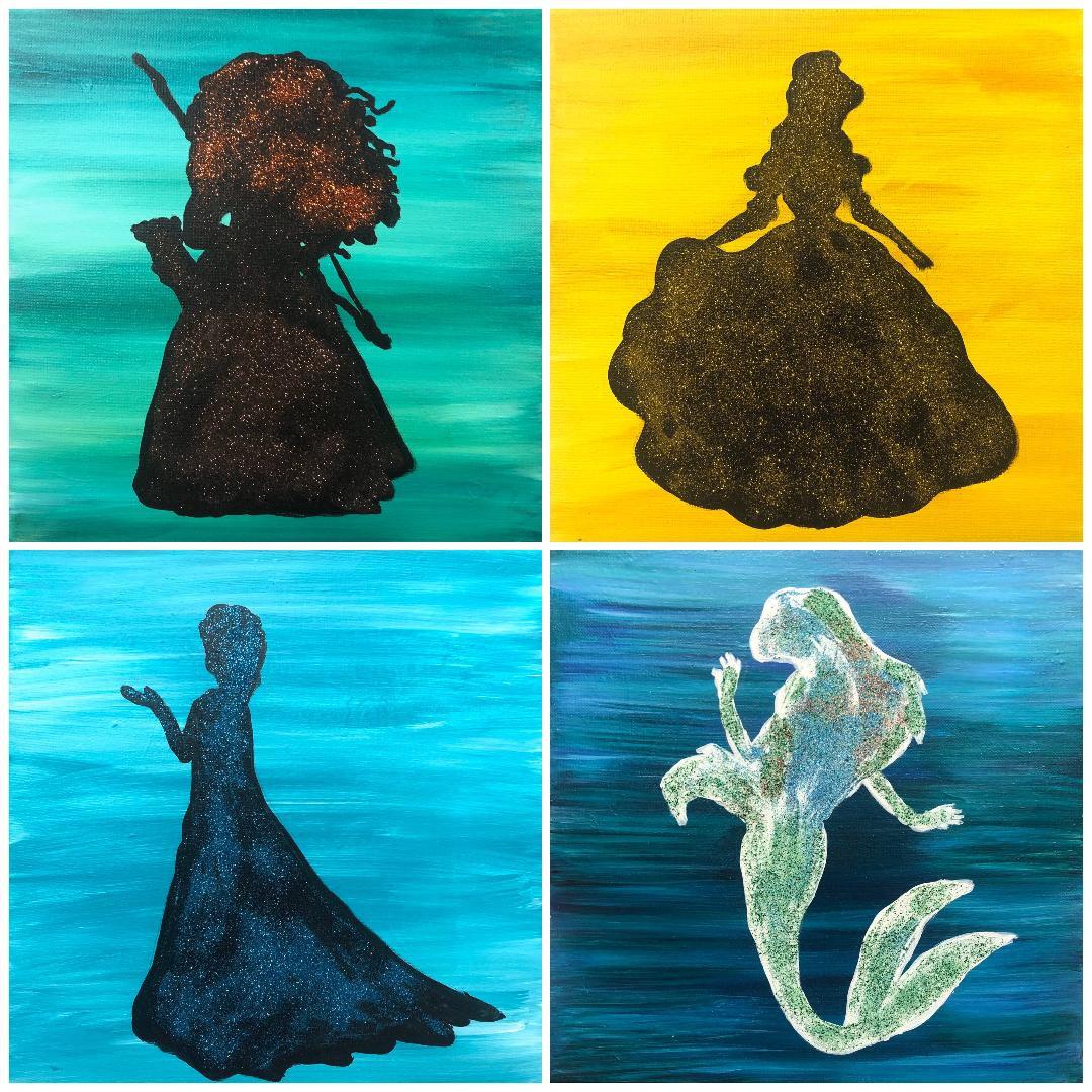 Pick a Disney Princess