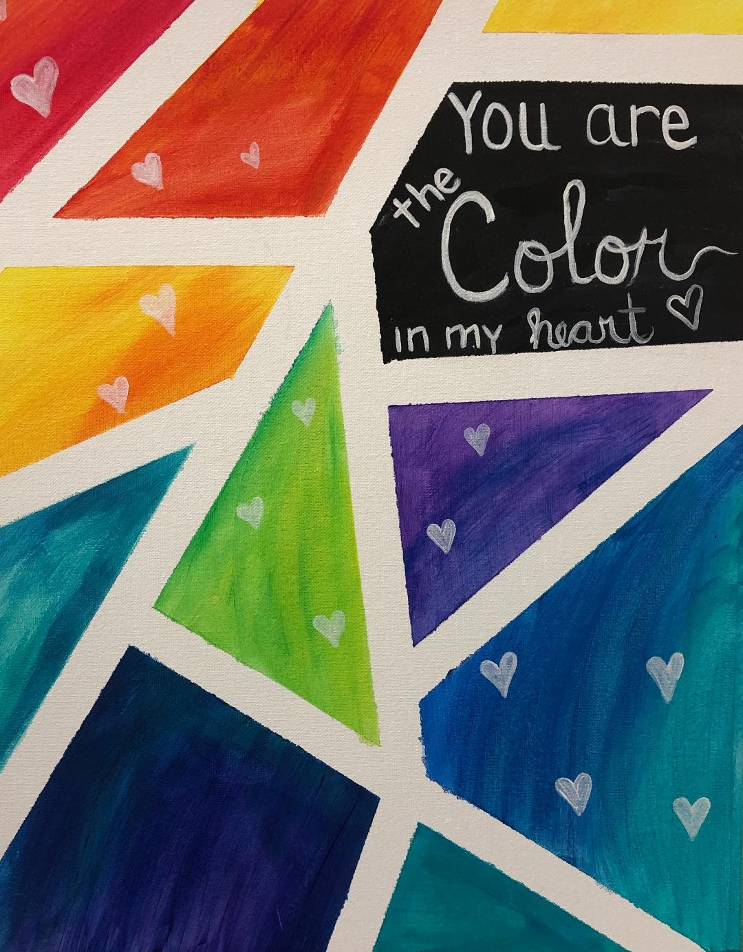 Colorful Heart (Online)