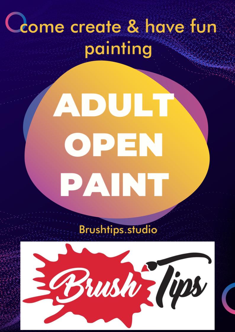 Adult Open Paint