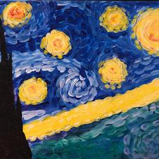 Van-Go Night Sky