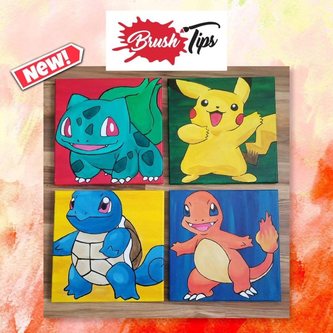 Pick a Pokemon!