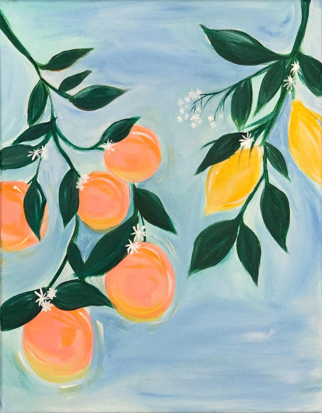 Peaches & Lemons