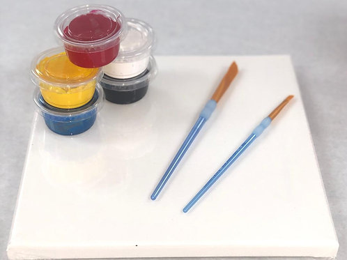 Mini Paint Kit